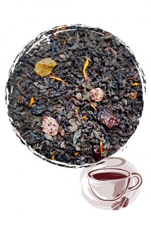 """Чай Черный """"Лесная ягода"""""""