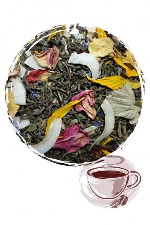 "Зеленый чай ""Ангел"" (крупный лист)"