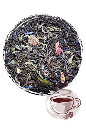 """Смесь Черного и Зеленого чая """"Эрл Грей ягодный"""""""