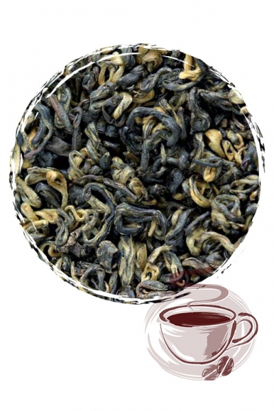 """Черный чай """"Красная Улитка"""""""