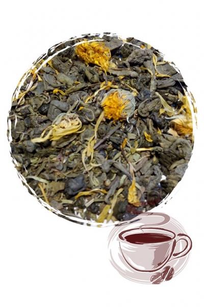 """Зеленый чай """"С чебрецом"""""""