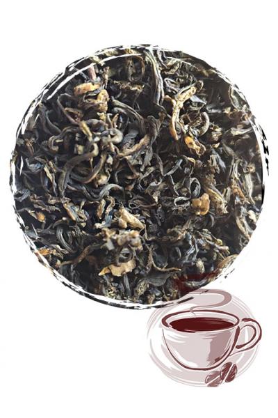"""Зеленый чай """"Цветок лотоса"""""""