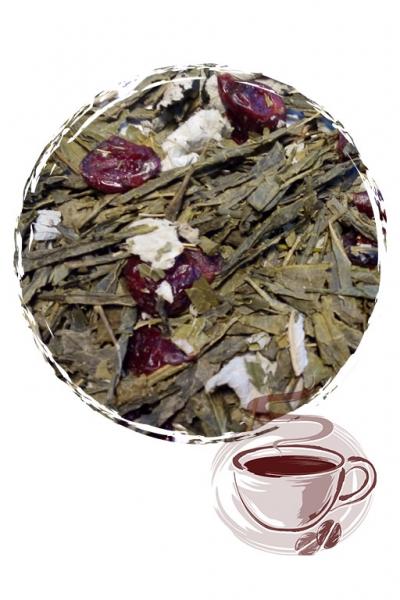 """Зеленый чай """"Японская вишня"""""""