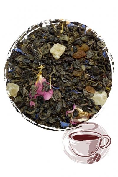 """Зеленый чай """"Клеопатра"""" (средний лист)"""