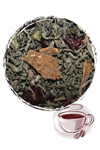 """Зеленый чай """"Леди Грей"""""""