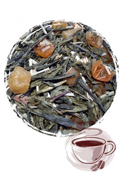 """Зеленый чай """"Лимонник"""""""