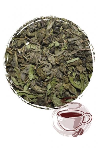 """Зеленый чай """"С Мятой"""""""