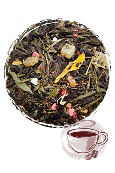 """Смесь Черного и Зеленого чая """"Основной инстинкт"""""""