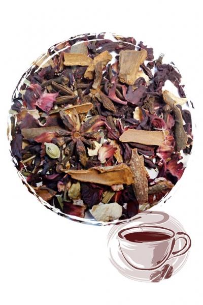 """Фруктовый чай """"Глинтвейн"""""""