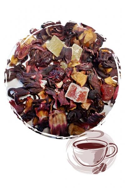 "Фруктовый чай ""Наглый фрукт"""