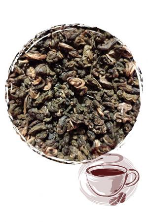 """Зеленый чай """"Серебряная улитка"""""""